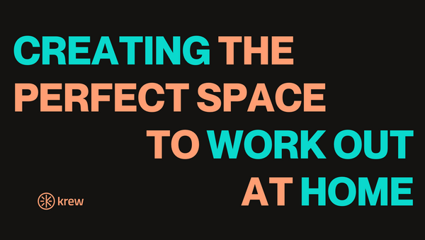 Creating the perfect space to work out at home